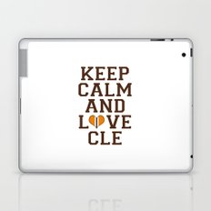 LOVE CLE BROWNS II Laptop & iPad Skin