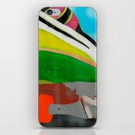 Lemon Sole iPhone Skin