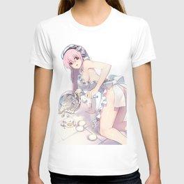 Super Sonico T-shirt