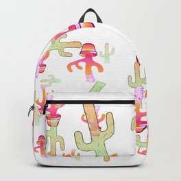 Cactus Family Day Backpack