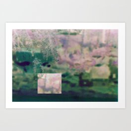Experimental Photography#4 Art Print