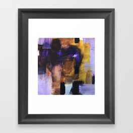 CeramicaAstratta 1-17 Framed Art Print