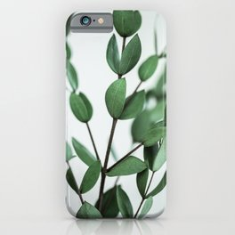 Leaves 6 iPhone Case