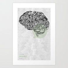 The National- Conversation 16 Art Print