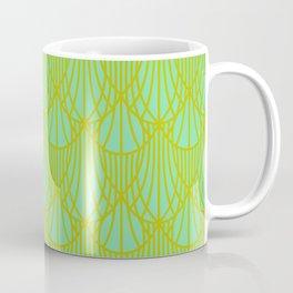 Deco Lace Mint Coffee Mug
