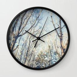 A world of pure imagination Wall Clock