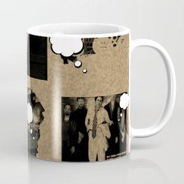 Rapey Spacey Erased From History? Coffee Mug