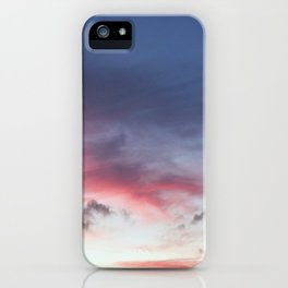 another sunset photo iPhone Case