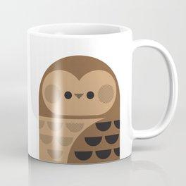 Minimal Owl Coffee Mug