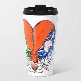 Clementine's Heart Travel Mug