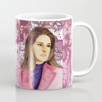 ultraviolence Mugs featuring LANA II by Share_Shop