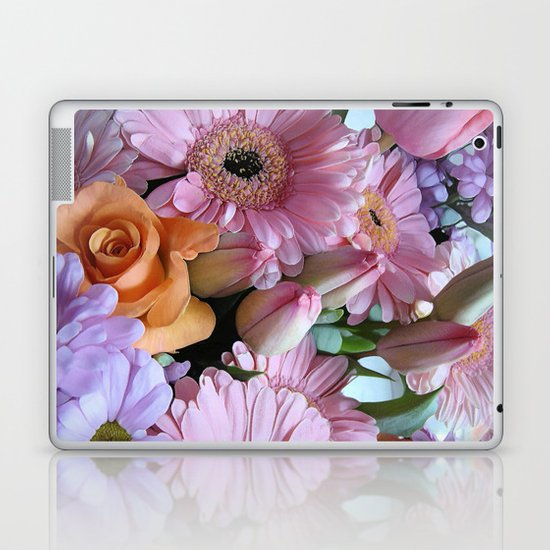 A Pink Mind is a Joy Forever! Laptop & iPad Skin