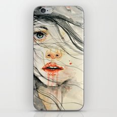 Bleed iPhone & iPod Skin