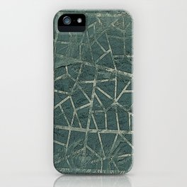 Shapes In The Desert iPhone Case