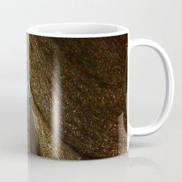 Turquoise Bermuda Lizard Coffee Mug