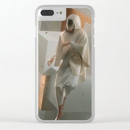 Omniscient Clear iPhone Case