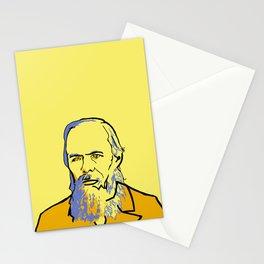 Fyodor Dostoyevsky Stationery Cards