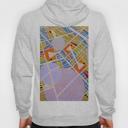 The cities of the Moon Hoody