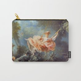 Jean-Honoré Fragonard - The Swing Carry-All Pouch