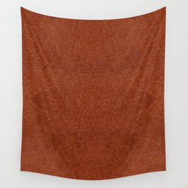 Rusty fibrous texture material abstract Wall Tapestry