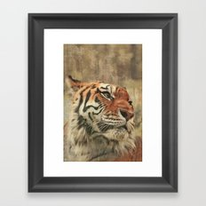 Le Songeur Framed Art Print