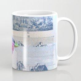 How Now Brown Flow-er Coffee Mug