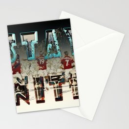 stay united Stationery Cards