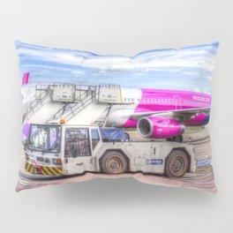 Wizz Air Airbus A321 Pillow Sham