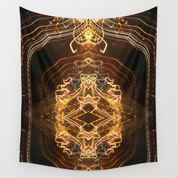 Celestial Shrine Wall Tapestry