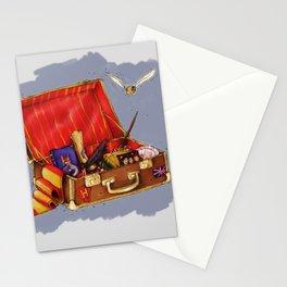 Magic Suitcase Stationery Cards