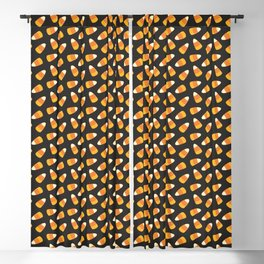Candy Corn // Halloween Collection Blackout Curtain
