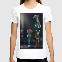 dramatical murder T-shirts featuring Dramatical Murder - My Neighbors... by Lalasosu2