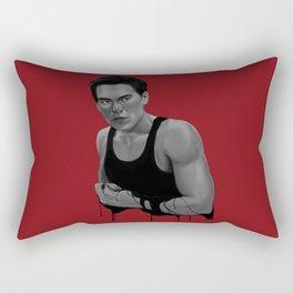 Bad Blood V Rectangular Pillow