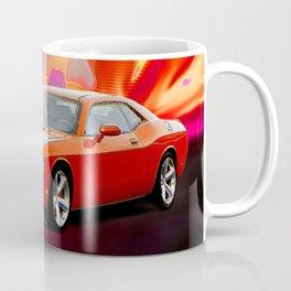 Challenger SRT Coffee Mug