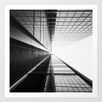 vertigo Art Prints featuring Vertigo by Daniel Hachmann