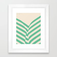 PARK PLANTS 002 — Matthew Korbel-Bowers Framed Art Print