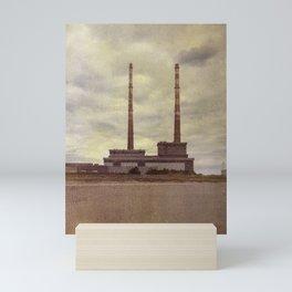 The Twins of Dublin Mini Art Print