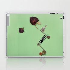 the rose  spring Laptop & iPad Skin