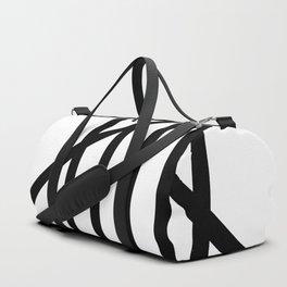 Bold Deco Duffle Bag