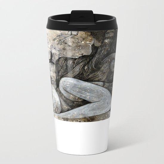 Woodkid Metal Travel Mug