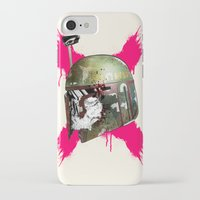 boba iPhone & iPod Cases featuring Boba Fett by efan