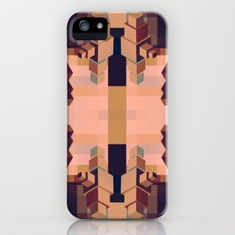 Cubed Naturally  iPhone Case