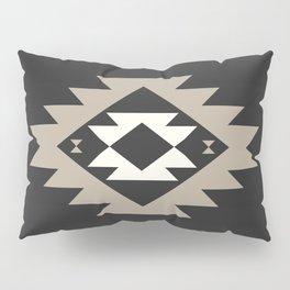 Kurt in Black and Cream Pillow Sham