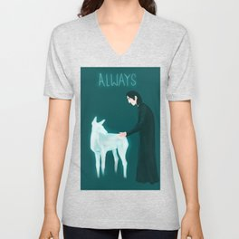 Snape - Always Unisex V-Neck