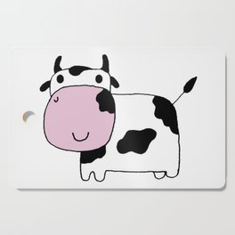 Holstein Cow Cutting Board