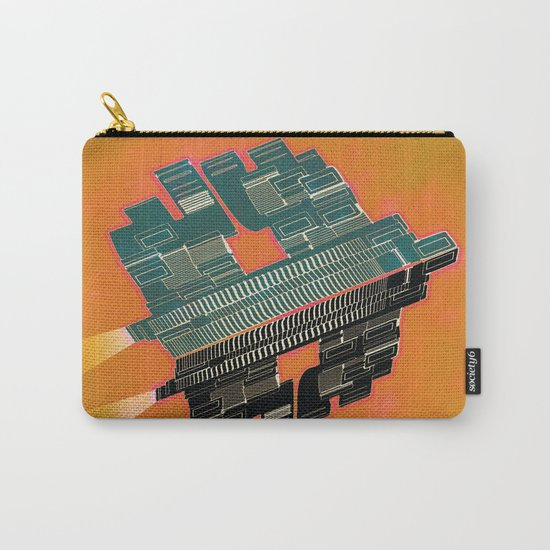 Voyage To the Sun / 11-09-16 Carry-All Pouch