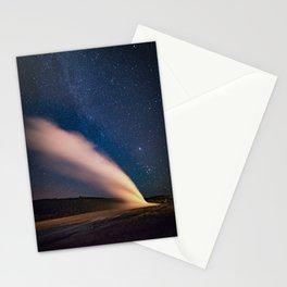 Old Faithful & New Moon Stationery Cards