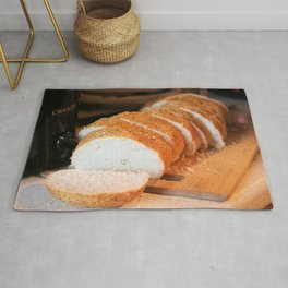 Bread - Beautiful Offering Rug