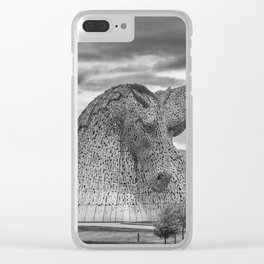 Majestic. Clear iPhone Case