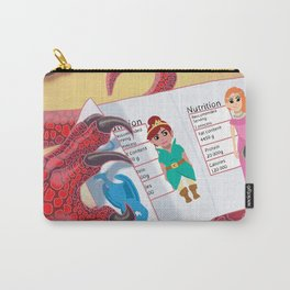 Calorie Counter Carry-All Pouch